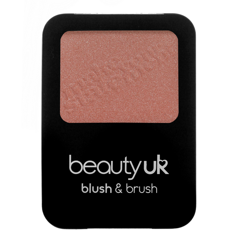 BeautyUK BLUSH & BRUSH - Ρουζ