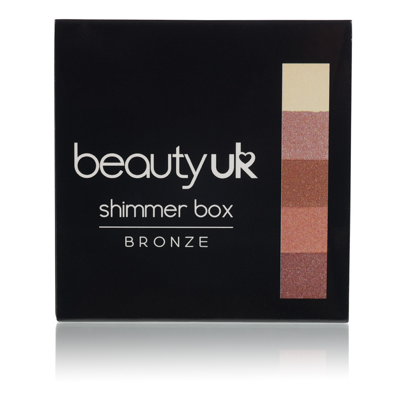 BeautyUK Shimmer Box