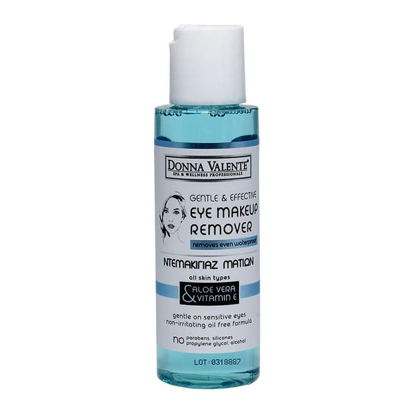 Donna Valente gentle & effective Eye Makeup Remover - 100ml