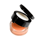2-in-1 Lip Spa orange sugar lip scrub and translucent lip balm with a mirror. For a hydrated, plush pout!