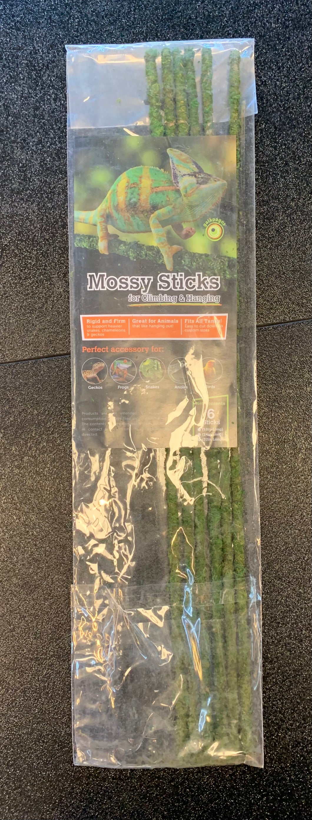 GAL Mossy Sticks 18in