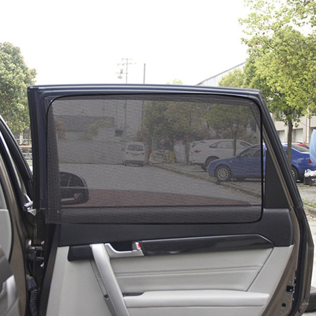Magnetic Car Window Shades
