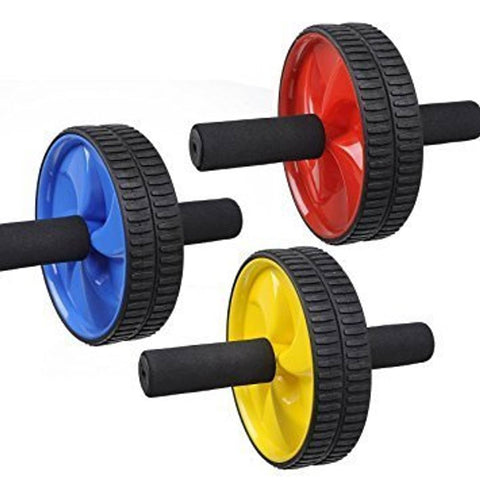 AB Roller Balance Wheel (Color may vary)(Pack of 1)