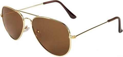 Image of Life Roads Brown Golden Aviator A