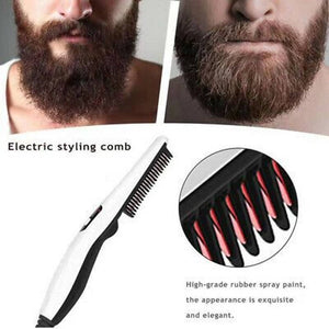 Premium Quick Electric Hair Styler for Men