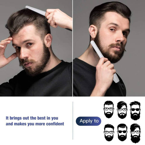 Image of Premium Quick Electric Hair Styler for Men