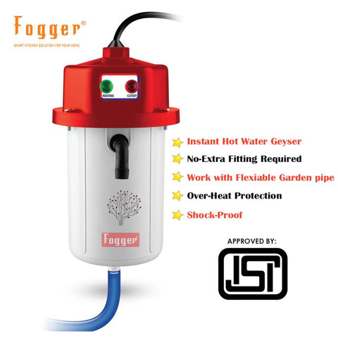 Image of Hot Spring Portable 2000W Instant Water Geyser