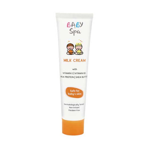 modicare baby spa milk cream