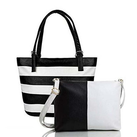 Elegant Combo Of Handbag With Sling Bag