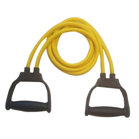 Double Resistance Band Toning Tube Exerciser