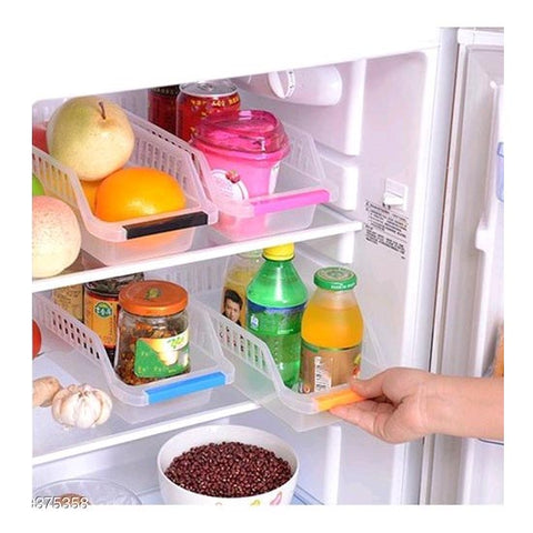 Fridge Space Saver Storage Organizer