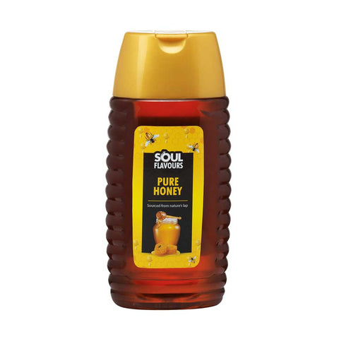 SOUL FLAVOURS PURE HONEY (500G)