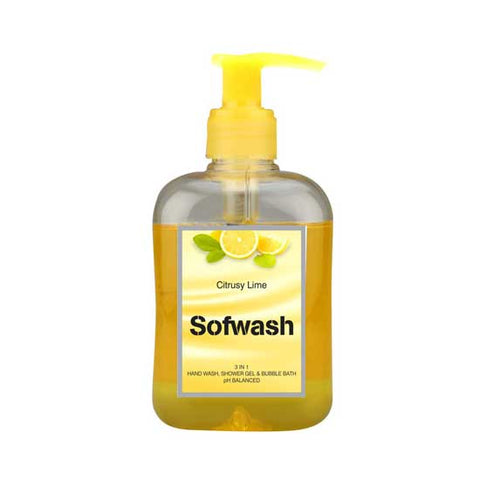 Modicare Sofwash Hand Wash Citrusy Lime