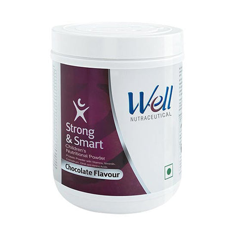 well nutraceutical strong & smart
