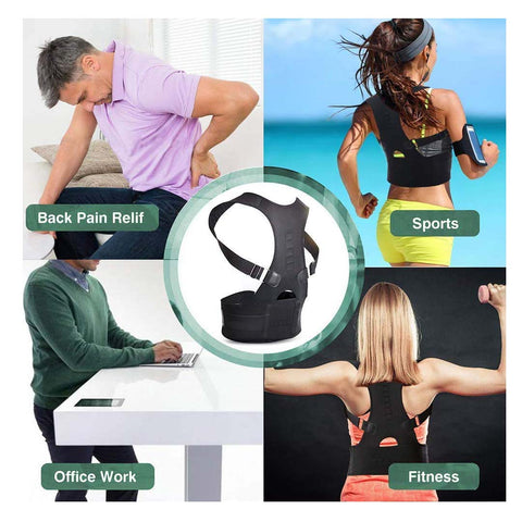 Premium Posture Corrector for Men and Women