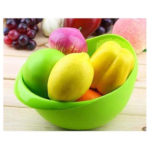 Image of Rice & Vegetable Washing Bowl Strainer