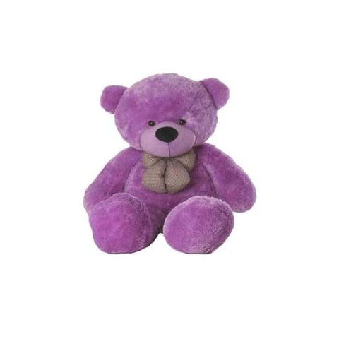 5 Feet Violet Colour Teddy Bear
