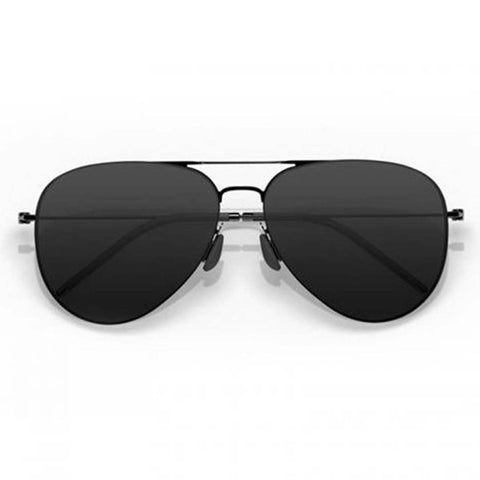 Image of Trendy Black Aviator Sunglass For Men And Women