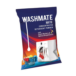 Washmate Matic Concentrated Detergent Powder (500 g)