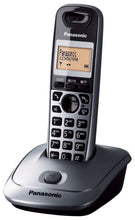 Load image into Gallery viewer, Panasonic KX-TG2511JTM Single Silver Cordless Phone
