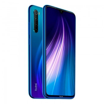 Xiaomi Redmi Note 8T Dual Sim 128GB Blue