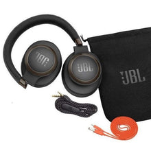 Load image into Gallery viewer, JBL LIVE 650BTNC Black