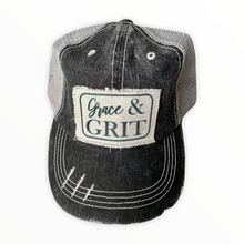 "Load image into Gallery viewer, ""Grace & Grit"" Hat"