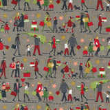 Hustle & Bustle 40pc Fat Quarter Bundle by Basic Grey