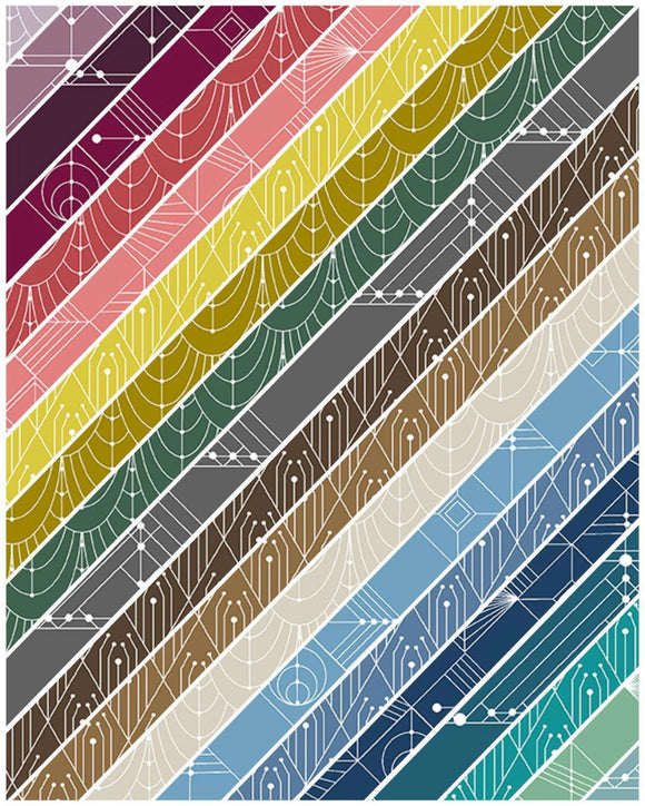 Deco by Giucy Giuce 20pc 1/2 Yard Bundle