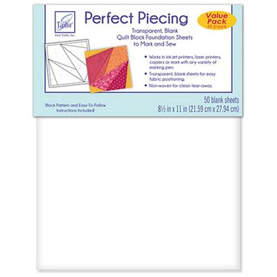 Perfect Piecing - 50 pcs