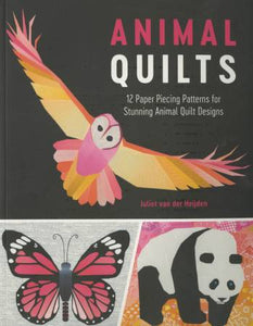 Animal Quilts By van der Heijden, Juliet