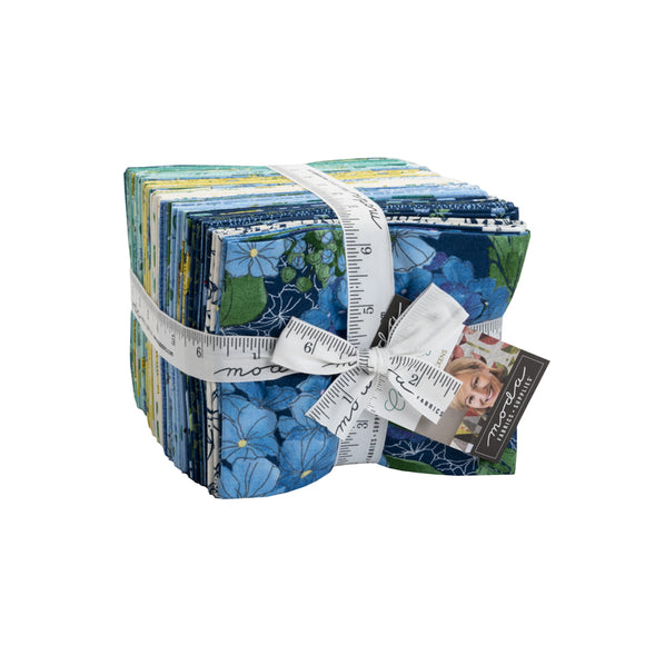 Cottage Bleu 38pc Fat Quarter Bundle