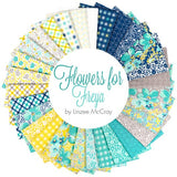 Flowers For Freya 31pc Fat Quarter Bundle