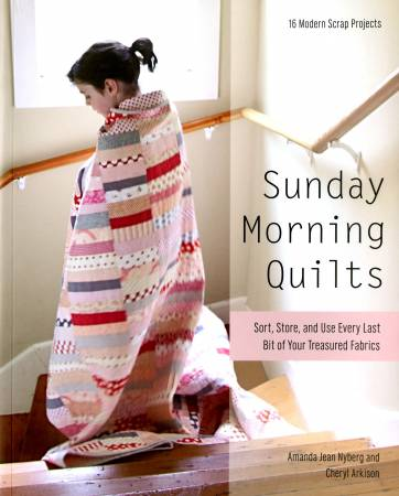 Sunday Morning Quilts - By Nyberg, Amanda Jean
