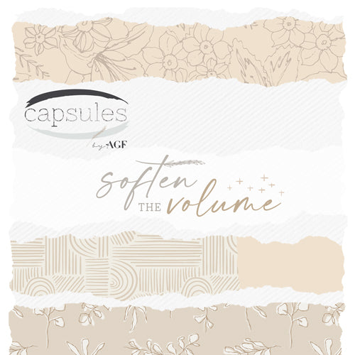 Soften the Volume - 1/2 Yard Bundle
