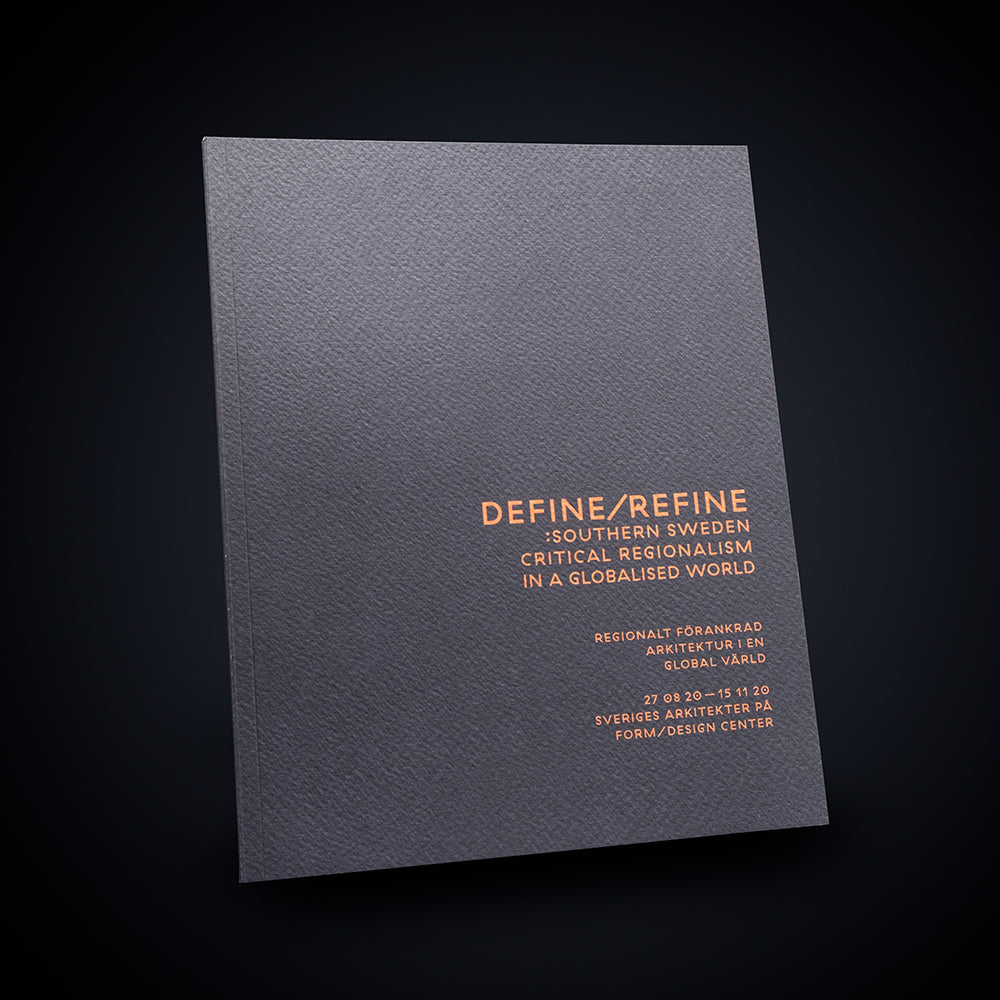Define / Refine exhibition catalog
