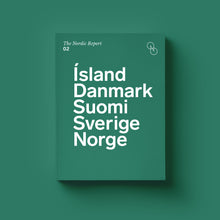 Upload image for gallery view, The Nordic Report 02