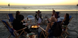 Fire Ring and S'mores beachgenie