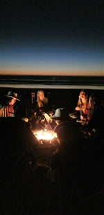 Load image into Gallery viewer, Fire Ring and S'mores beachgenie
