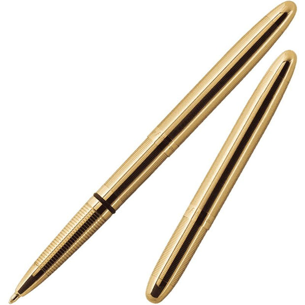 BULLET SPACE PEN, LACQUERED BRASS