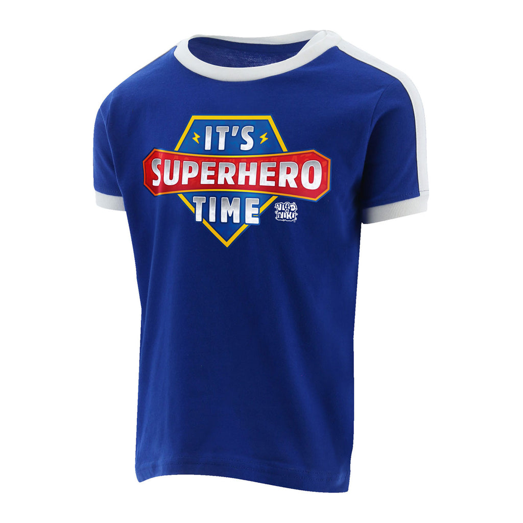 Superhero Time Tee