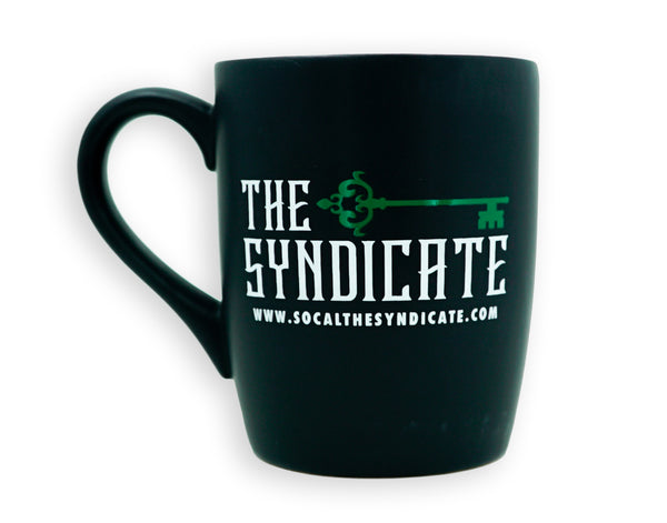 Black Syndicate Mug