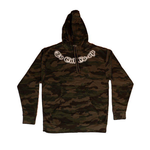 Camo Socal Co-Op & The Syndicate Hoodie