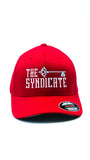 Red Syndicate Flex Fit Hat