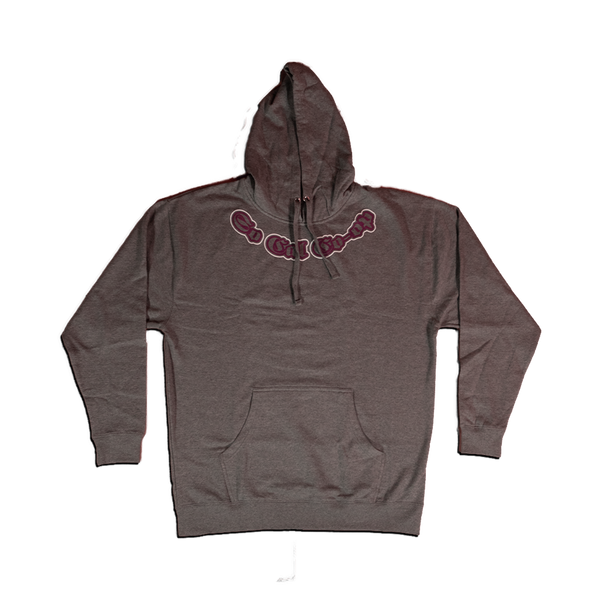 Dark Grey Socal Co-Op & The Syndicate Hoodie