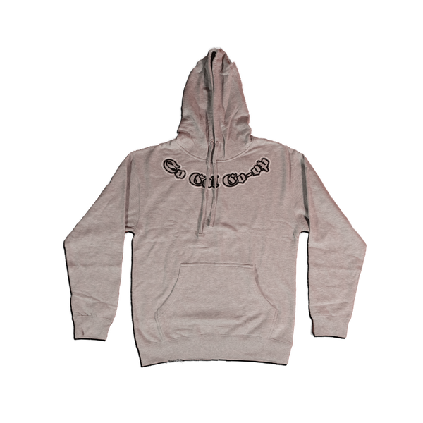 Light Grey Socal Co-Op & The Syndicate Hoodie
