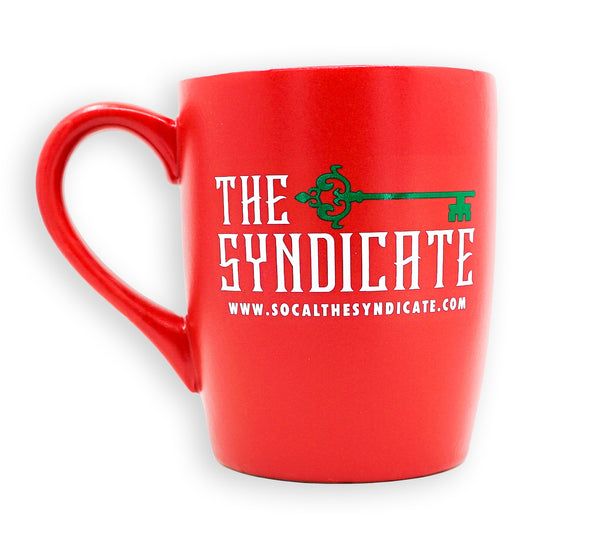 Red Syndicate Mug