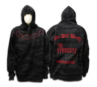 Black Camo Socal Co-Op & The Syndicate Hoodie