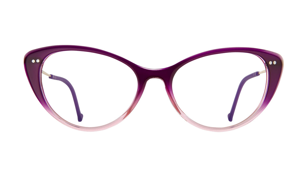 LOOK hand made in Italia -04512.53 col.C4 - The Glassfather Opticians
