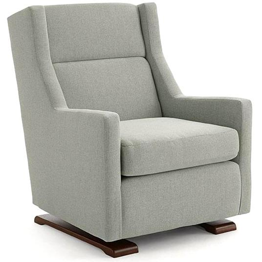 Best Chairs Mandini Swivel Glider